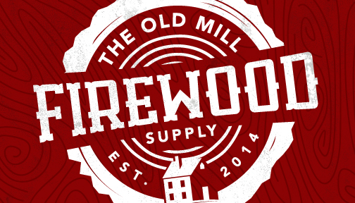 The Old Mill Firewood Supply logo