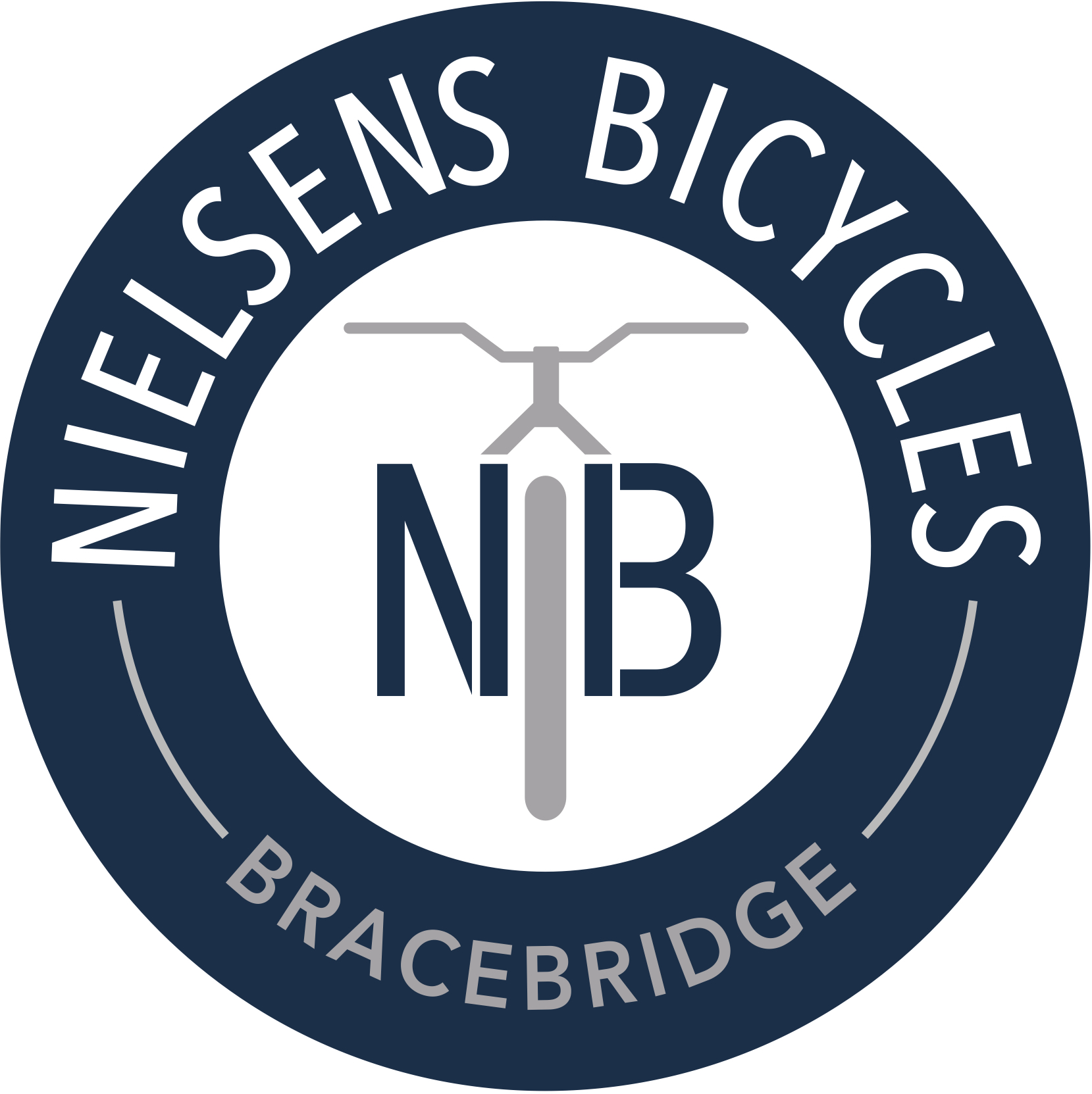 Nielsens Bicycles logo