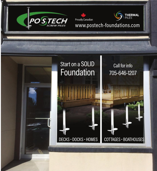 Full size lightbox of Postech Screw Piles image 0