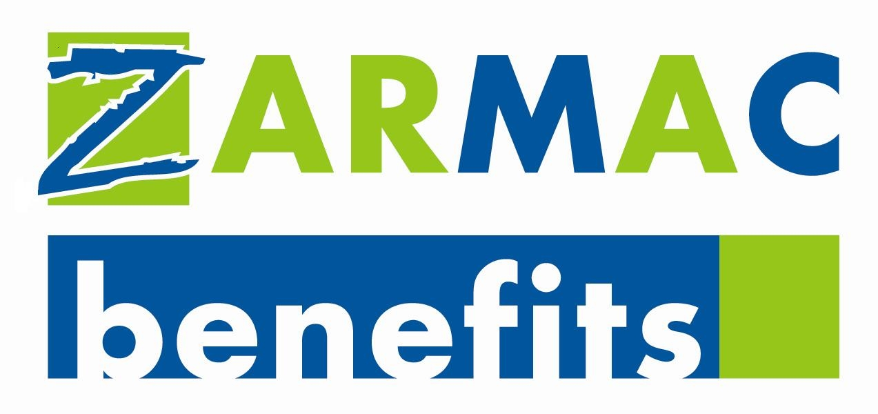 Zarmac Benefits logo